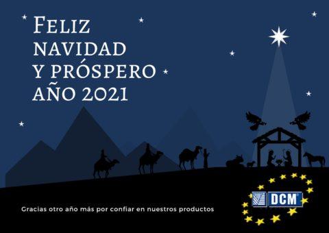 Feliz Navidad y Próspero Año 2021